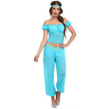 Belly Dance Halloween Costume Aliexpress Buy Aladdin U0027s Princess Jasmine Costume Women