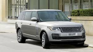 luxury range rover 2018 land rover range rover review top speed