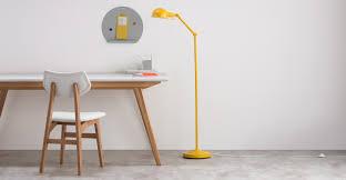 stehlampe kinderzimmer jenkins stehlampe gelb made com