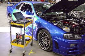 nissan skyline r34 paul walker walker u0027s gt r from u0027fast and furious u0027 for sale