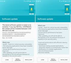 android security policy updates august security update starts hitting samsung galaxy s6 edge