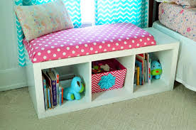 bookcase bench bench bookshelf diy window seat bookcase with no sew bench cushion
