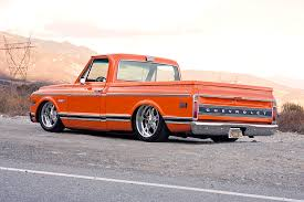 Classic Chevy Trucks On Ebay - gary cooper u0027s never done 1972 chevy cheyenne rod network