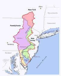 map of maryland delaware and new jersey nj lawmaker wants extension of fracking ban in delaware river