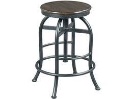 hammary hidden treasures 24 in woven backless counter dining room stools north carolina furniture mattress newport