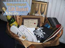 Honeymoon Shower Gift Ideas Decent Image Bridal Shower Gift Basket Ideas In Guests Bridal