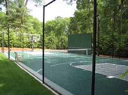 Backyard Sport Courts by Sport Court Building Tips Sport Court Of Massachusetts