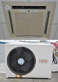 Wall Mounted Indoor Ac Unit 1 X Set Of Fujitsu Air Conditioning Indoor U0026 Outdoor Units Model