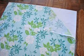 How To Attach Blackout Lining To Curtains Making 15 Diy Blackout Curtains Young House Love