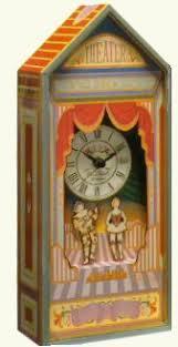murai musical clocks animated theatre