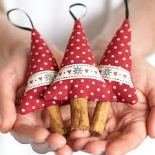 Christmas Decorations Best 25 Handmade Christmas Decorations Ideas On Pinterest