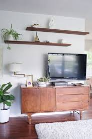 Ideas For Contemporary Credenza Design Best 25 Tv Credenza Ideas On Pinterest Bedroom Tv Wall Living