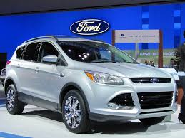 Ford Escape 2013 - 2013 ford escape gets official epa gas mileage ratings