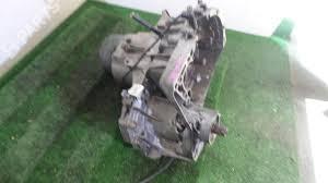 manual gearbox renault clio i b c57 5 357 1 8 16v c57d 110904