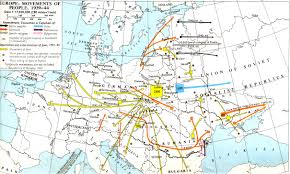 Map Of Europe In 1939 by World War Ii In The Baltic
