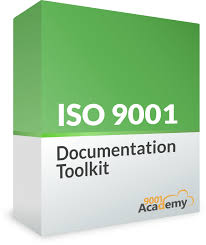 quality manual iso 9001 template