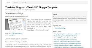 blogger atau blogspot 37 template blog simple sederhana gratis dan terbaik versi