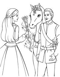 8 printable barbie princess coloring pages u003e u003e disney coloring pages