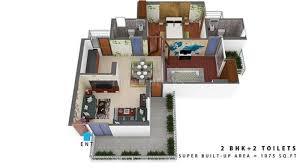 floor plan express express zenith in sector 77 noida express zenith price rs 48