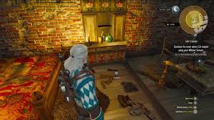 the witcher 3 all velen side quests ciri u0027s room funeral pyres