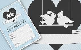 wedding invitations free free printables