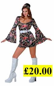 29 Best 60 U0027s Fancydress Groovy Baby Images On Pinterest 1960s