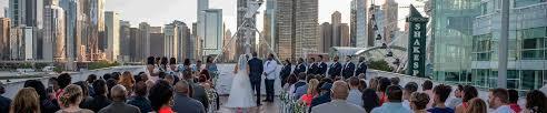 Outdoor Wedding Venues Chicago Odyssey Chicago Wedding Venue Odyssey Cruises