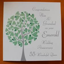 55th wedding anniversary 55 wedding anniversary cards hailuong info