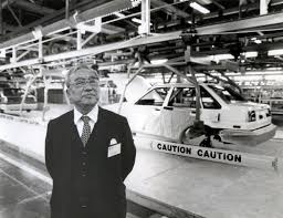 products of toyota company eiji toyoda promoter of the toyota way and engineer of its growth