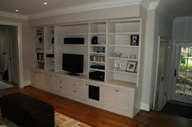 Built In Wall Units For Living Rooms by Custom Made Built In Audio Video Wall Unit By Wiggers Custom