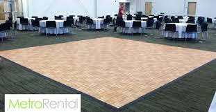 portable floor rental floor rental des moines iowa wedding