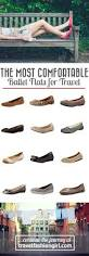 Most Comfortable Shoes For Working Retail Most Comfortable Ballet Flats For Travel They U0027re Cute Too