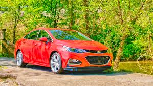 the 2016 chevrolet cruze is a comfy cruiser with useful everyday
