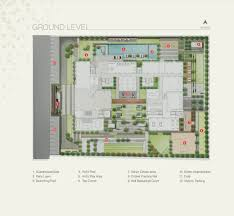 guard house floor plan 3 4 5 bhk flats apartments at tonk road jaipur the crown