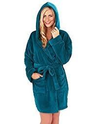 robe de chambre avec capuchon de chambre ratine avec capuchon femme