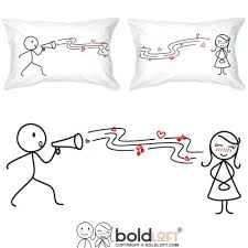 His And Her Wedding Gifts Boldloft You U0027re So Beautiful His And Hers Couple Pillowcases