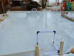 Build A Backyard Ice Rink Husker Mike U0027s Blasphemy The Backyard Ice Rink Project Part 1