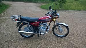 for sale 1000 honda cg 125 cdi motorbike almost perfect