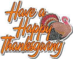 happy thanksgiving turkey wloy loyola radio