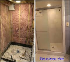 Bathroom Tub Shower Greensboro Shower Remodeling Bath Tub To Shower Remodeling And