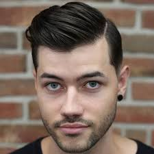 is bad to curlhair for a comb over which side should i part my hair men s hairstyles haircuts 2018