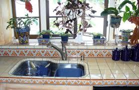 mexican tile kitchen ideas mexican tile designs for bathroom unique hardscape design