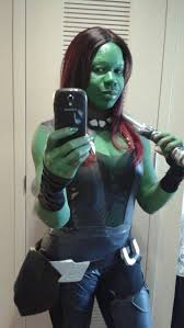 gamora costume and justice for all just arrived in richmond va 3 days