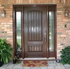 Slab Exterior Door Exterior Door Fiberglass Vs Wood Exterior Doors Ideas