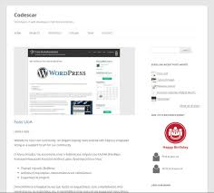 birthdays widget u2014 wordpress plugins