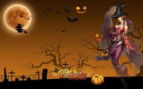 free halloween desktop backgrounds download free halloween witch wallpaper gallery