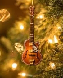 electric guitar ornament official site for bluebird cafe