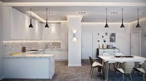 open kitchen dining room floor plans linear globe glass pendant
