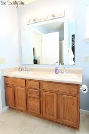 Update Bathroom Vanity Update Bathroom Vanity Master Bath Vanity Before Update Bathroom