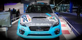 subaru supercar subaru wrx sti global rallycross supercar subaru rallycross team